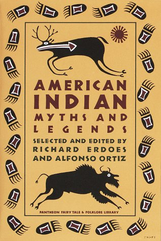 American Indian Myths and Legends 9780394740188