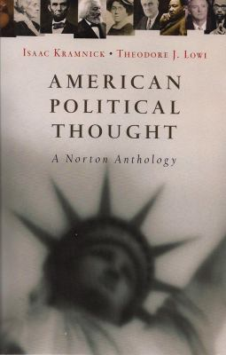 American Political Thought 9780393928860