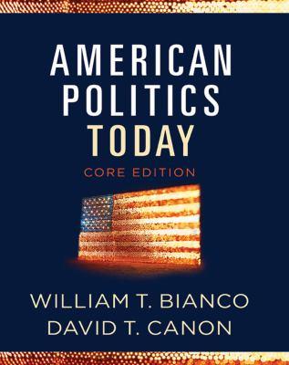 American Politics Today 9780393932867