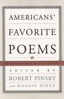 Americans' Favorite Poems: The Favorite Poem Project Anthology 9780393048209