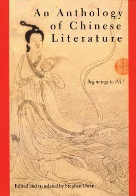 An Anthology of Chinese Literature: Beginnings to 1911 9780393971064