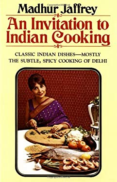 An Invitation to Indian Cooking 9780394711911