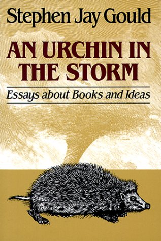 An Urchin in the Storm: Essays about Books and Ideas 9780393305371