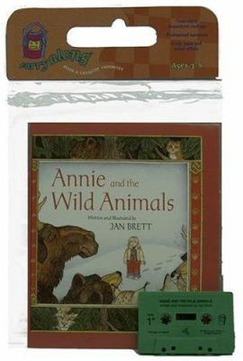 Annie and the Wild Animals Book & Cassette [With Book] 9780395959923