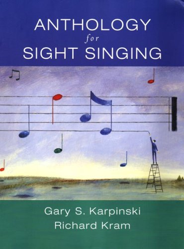 Anthology for Sight Singing 9780393973822