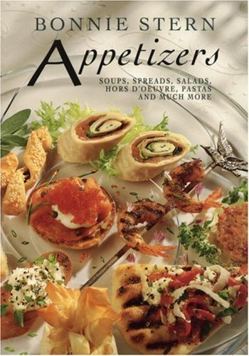 Appetizers: Soups, Spreads, Salads, Hors D'Oeuvre, Pasta and Much More 9780394221502
