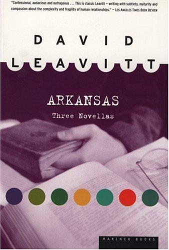 Arkansas: Three Novellas 9780395901281
