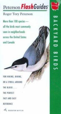 Backyard Birds 9780395792902