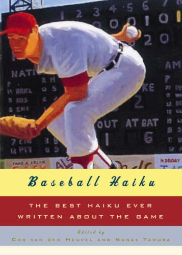 Baseball Haiku: American and Japanese Haiku and Senryu on Baseball 9780393062199