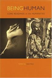 Being Human: Core Reading in the Humanities 1202996