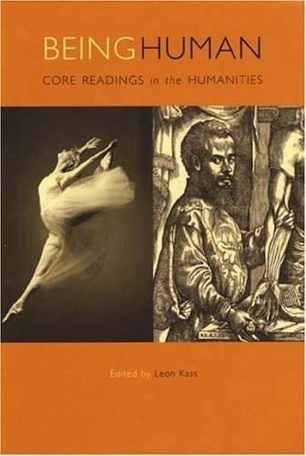 Being Human: Core Reading in the Humanities 9780393926392