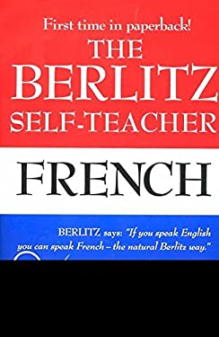 Berlitz Self-Teacher: French 9780399513237