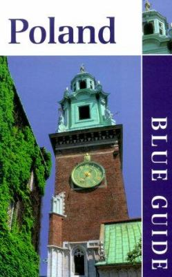 Blue Guide Poland 9780393314243