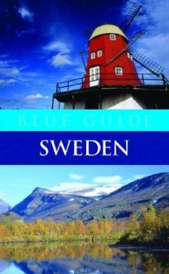 Blue Guide Sweden 9780393325898
