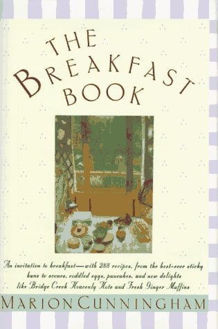 Breakfast Book 9780394555294