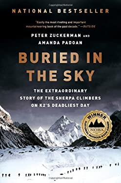 Buried in the Sky: The Extraordinary Story of the Sherpa Climbers on K2's Deadliest Day 9780393079883