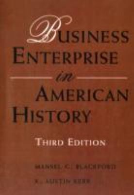 Business Enterprise in American History 9780395668498