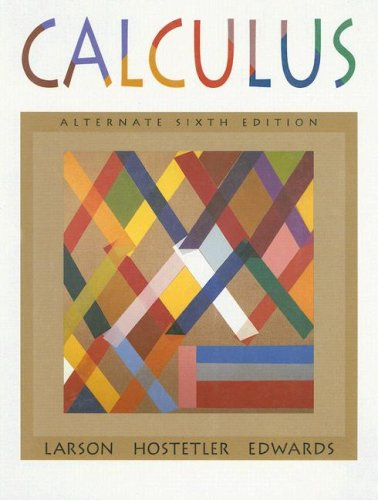calculus of a single variable 6th edition solution manual pdf