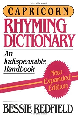Capricorn Rhyming Dictionary: An Indispensable Handbook 9780399512728