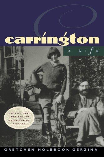 Carrington: A Life 9780393313284