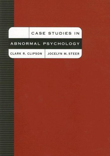 abnormal therapy and case studies