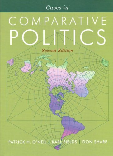 Cases in Comparative Politics 9780393929430