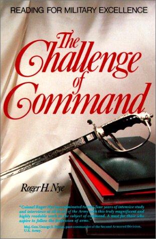 Challenge of Command 9780399528040