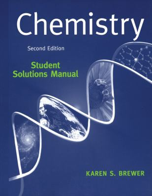 Chemistry: The Science in Context: Student Solutions Manual 9780393930764
