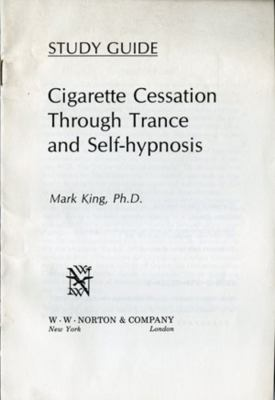 Cigarette Cessation Tape and Study Guide
