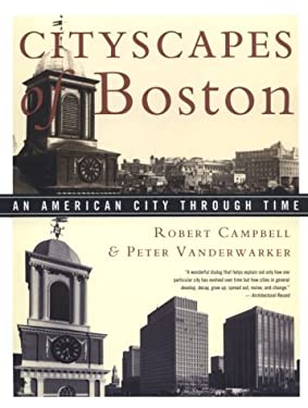 Cityscapes of Boston 9780395700655