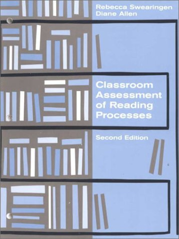 Classroom Assessment of Reading Processes 9780395964156