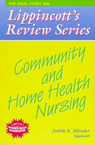 Community and Home Health Nursing 9780397554560
