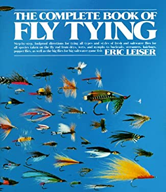 Complete Book of Fly Tying 9780394400471