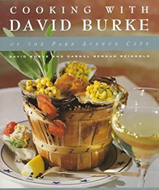 Cooking with David Burke 9780394583433