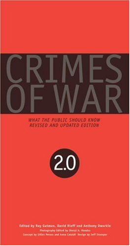 Crimes of War: What the Public Should Know 2.0 9780393328462