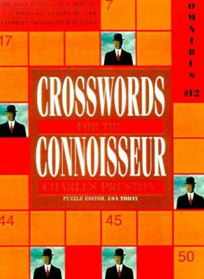 Crosswords for the Connoisseur Omnibus 9780399526039