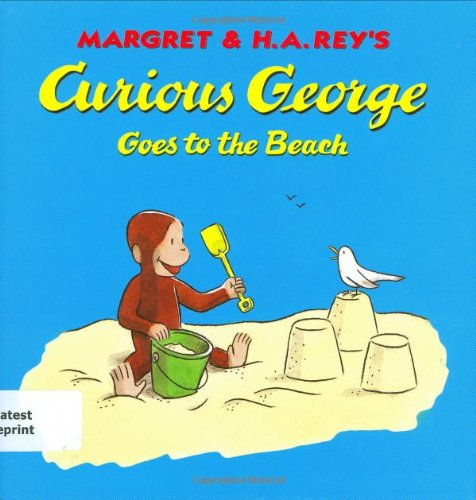 Curious George Goes to the Beach 9780395978344