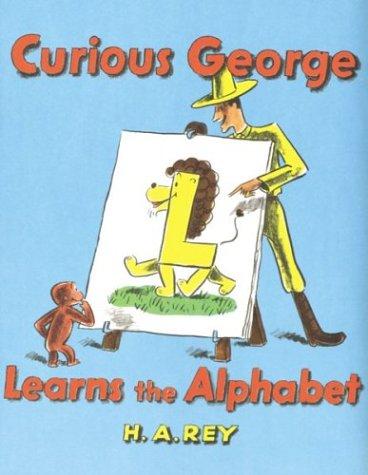 Curious George Learns the Alphabet 9780395160312