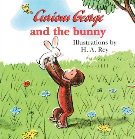 Curious George and the Bunny 9780395899229