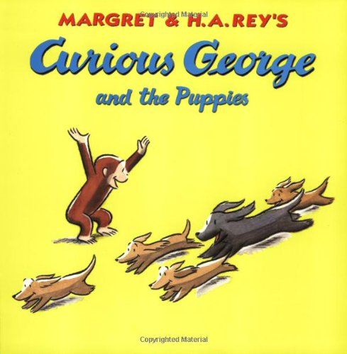 Curious George and the Puppies 9780395912157
