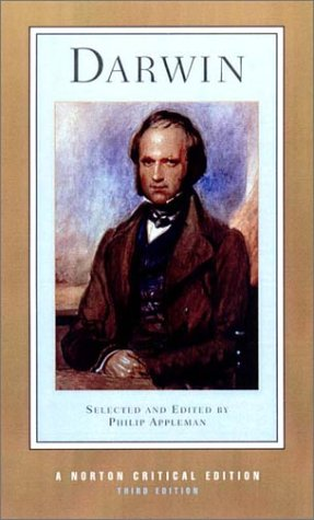 Darwin: Texts Commentary 9780393958492