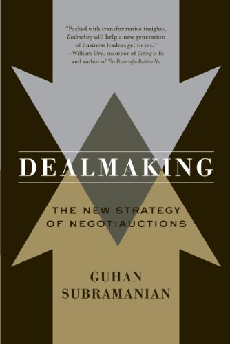 Dealmaking: New Dealmaking Strategies for a Competitive Marketplace 9780393339956