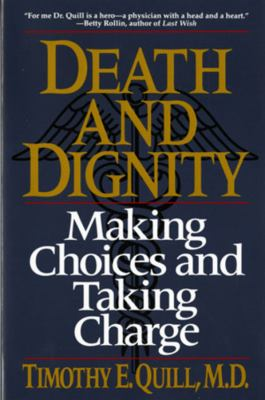 Death & Dignity 9780393311402