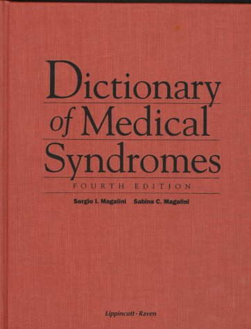 Dictionary of Medical Syndromes 9780397584185