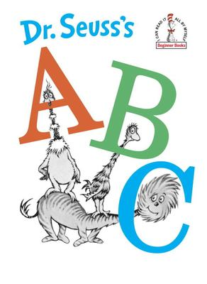 Dr. Seuss's ABC 9780394800301