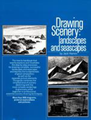 Drawing Scenery: Landscapes and Seascapes 9780399508066