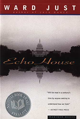 Echo House 9780395901380