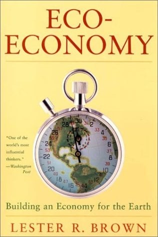 Eco-Economy: Building a New Economy for the Environmental Age 9780393321937