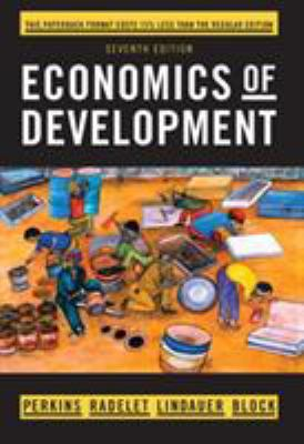 Economics of Development 9780393123524