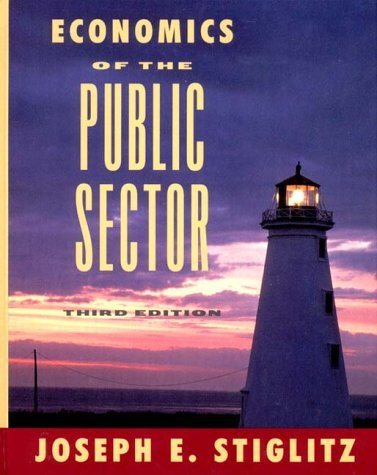 Economics of the Public Sector 9780393966510